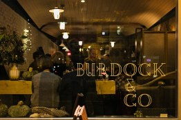 Burdock & Co - Exterior Evening 3