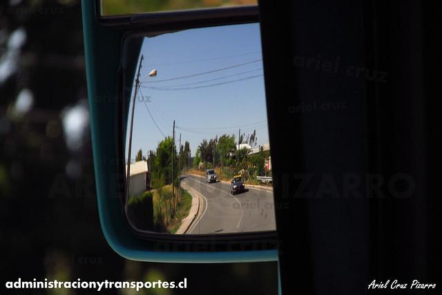 Espejo retrovisor - Ruta - BZXP79