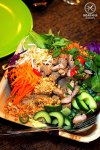 Sister Hien's Bun Thit Nuong at Two Wolves Community Cantina, Chippendale: Sydney Food Blog Review