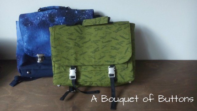 A Book Bag // Een Boekentas