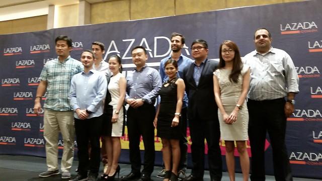 Lazada launch