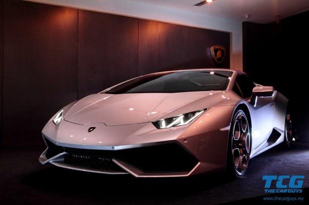 Lamborghini Huracán Spyder (3)