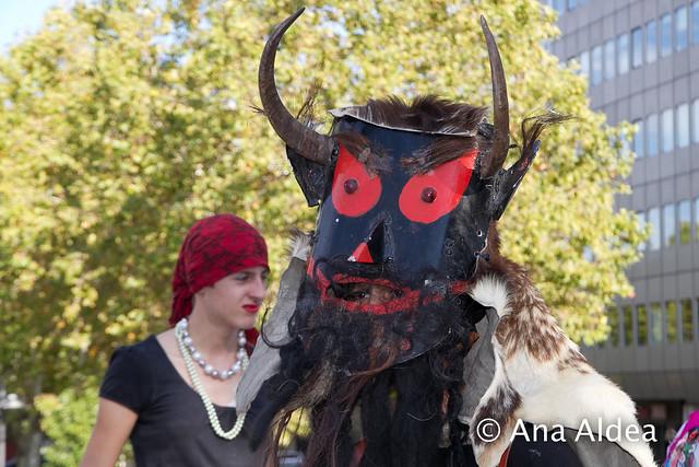 IV Festival de la Máscara Ibérica