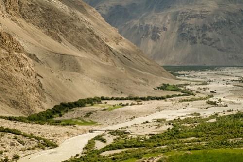 Bridge to Afghanistan