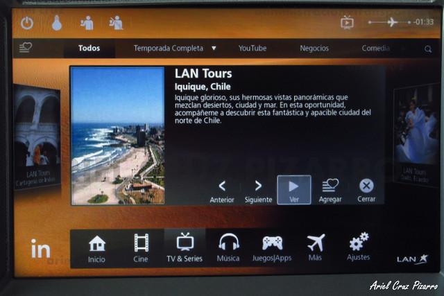 LAN Tours - Iquique