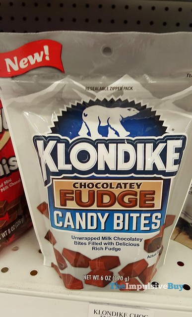 Klondike Chocolatey Fudge Candy Bites