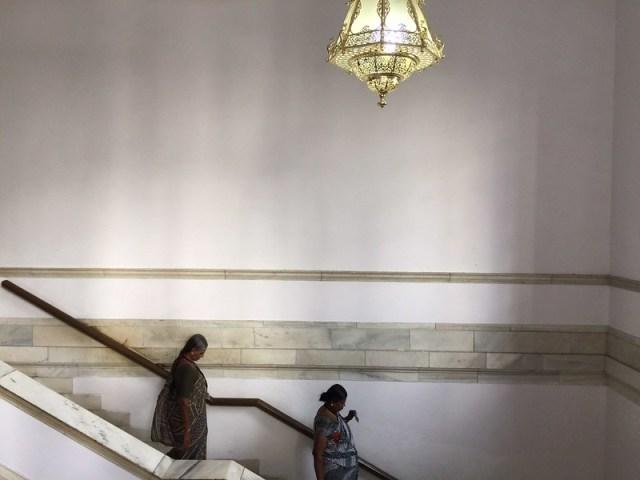 City Monument - Teen Murti House, Central Delhi