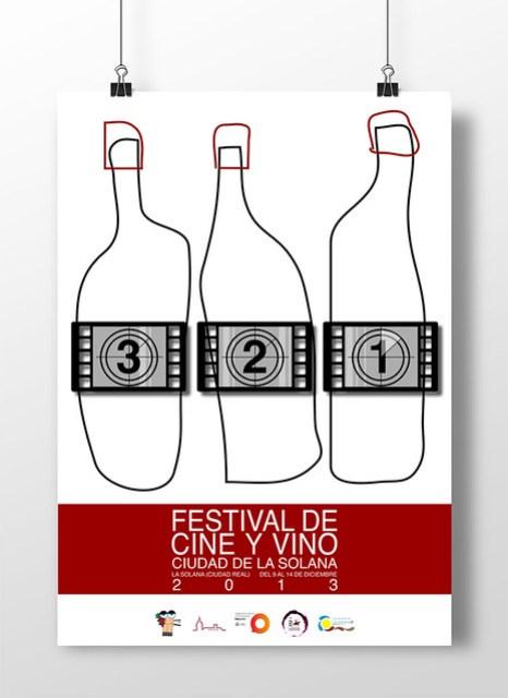 CARTEL 03 vino y cine