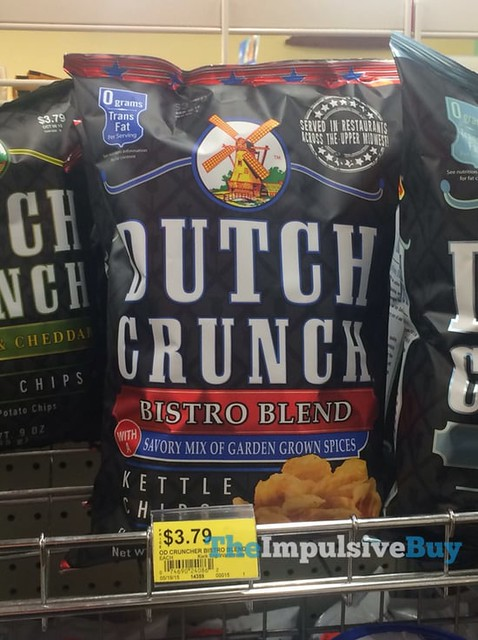 Dutch Crunch Bistro Blend Kettle Chips