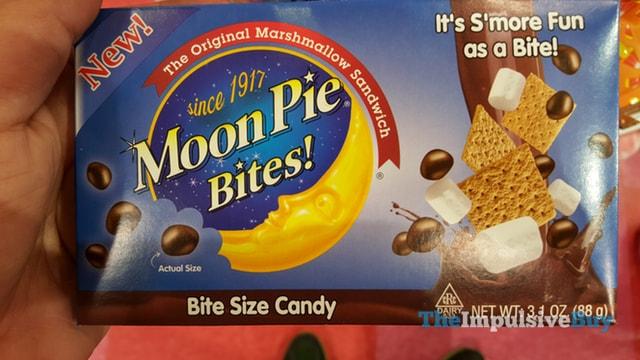 Moon Pie Bites