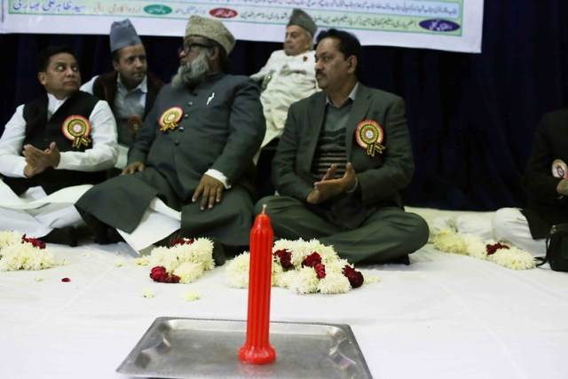 City Moment - The Poetry Candle, Ghalib Academy