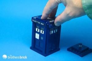 LEGO Doctor Who set (10)