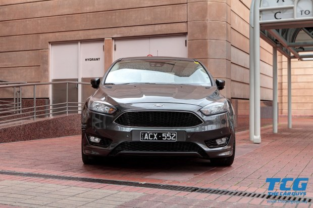 2015 Ford Focus Drive (43)