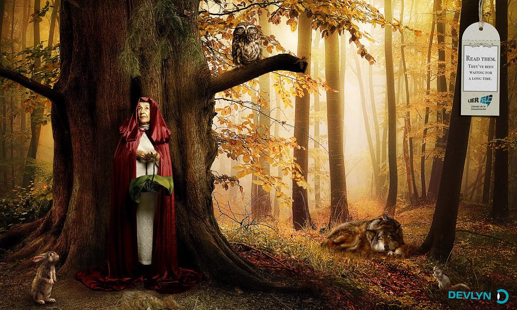 Devlyn Consejo de la Comunicación - Fairy Tales 1