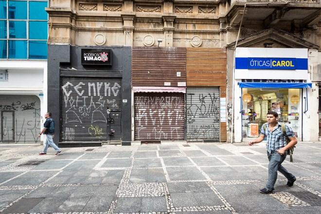 São Paulo Fecha as Portas