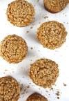 Pumpkin Chai Muffins by cocinadecella.com