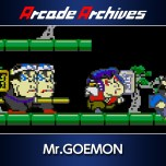 Arcade Archives - Mr Goemon