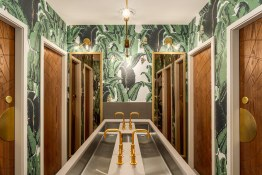 6. Anh and Chi Restaurant_Washroom [photo by Amanda Oster, Provoke Studios]