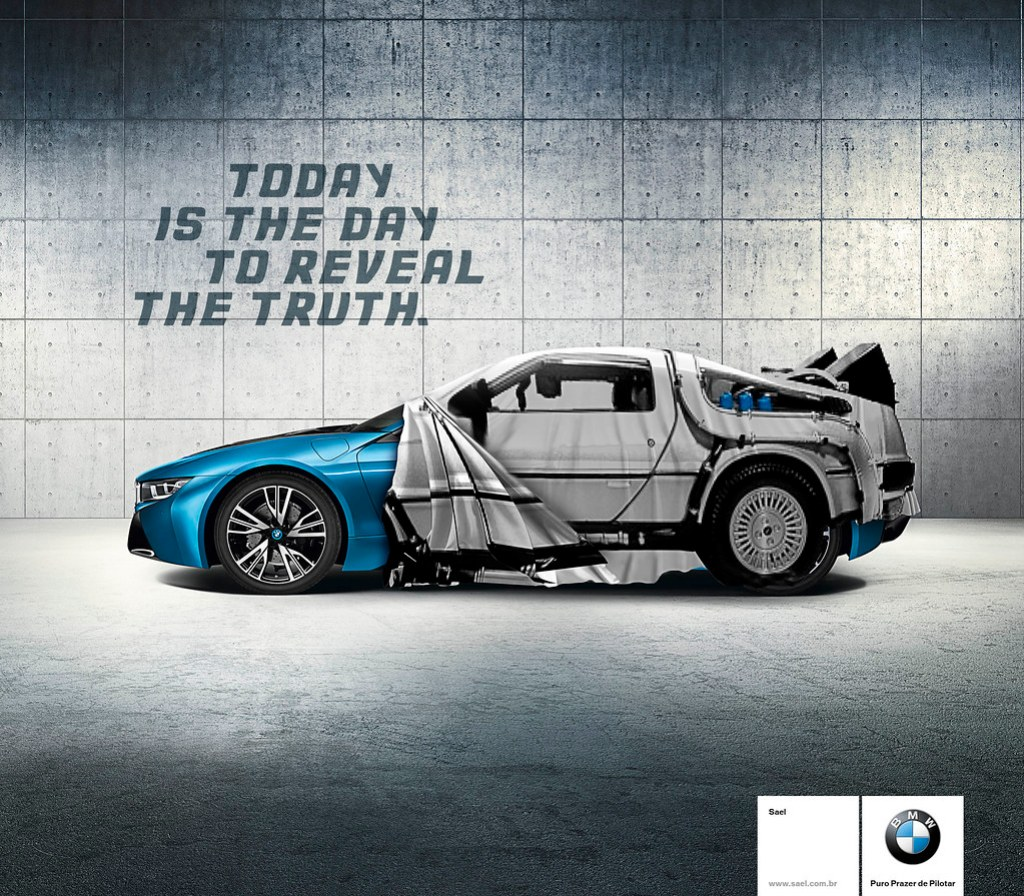 Sael BMW i8 - Today is the day to reveal the truth