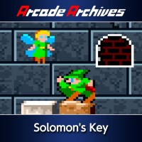 Arcade Archives Solomons Key
