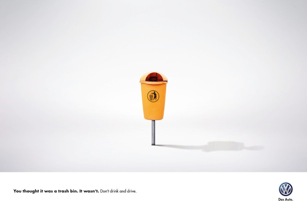 Volkswagen - Don't drink and drive 2