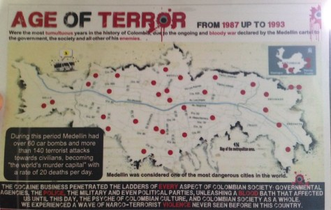 Age of Terror Colombia