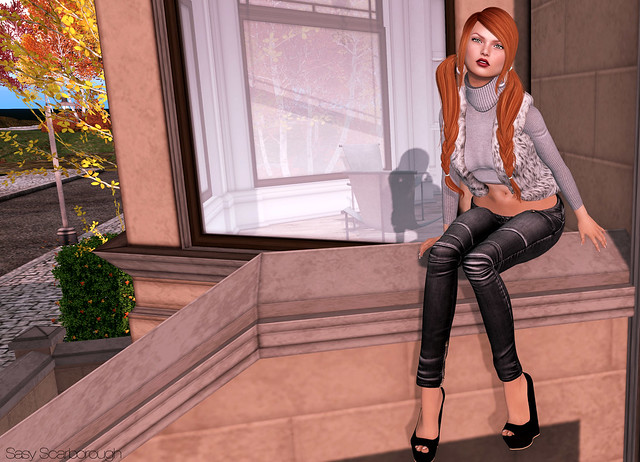 Sasypants - A Second Life Fashion Explosion