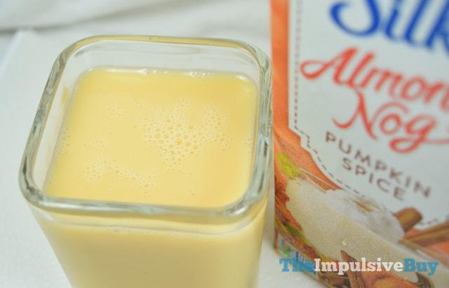 Silk Pumpkin Spice Almond Nog 2