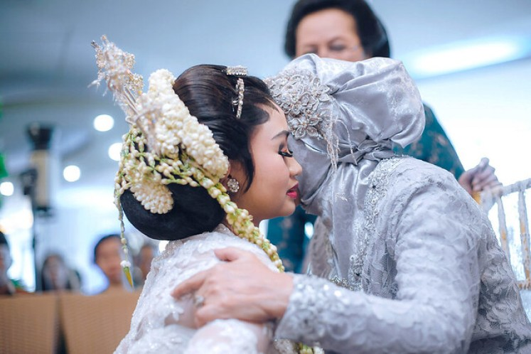 gofotovideo wedding at CIMB Niaga Bintaro akad nikah 019