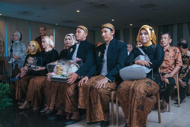 gofotovideo wedding at CIMB Niaga Bintaro akad nikah 006