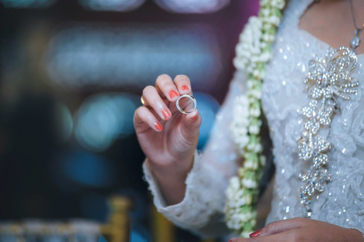 gofotovideo wedding at CIMB Niaga Bintaro akad nikah 021