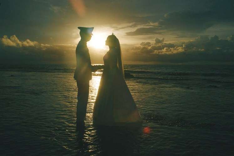 Gofotovideo Prewedding at Tanjung Lesung 001