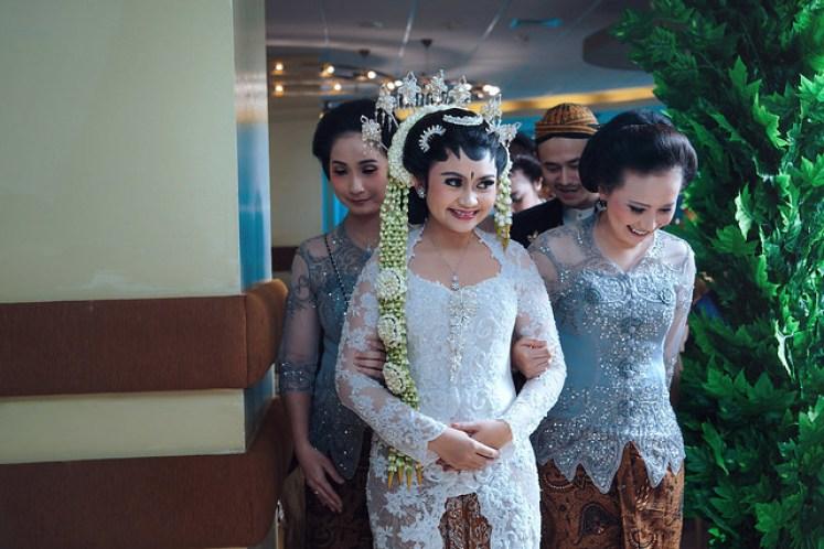 gofotovideo wedding at CIMB Niaga Bintaro akad nikah 005