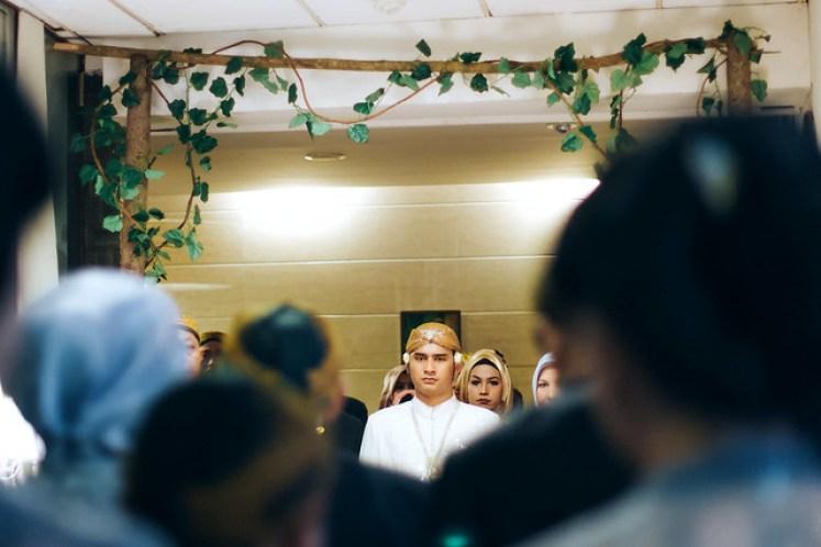 gofotovideo wedding at CIMB Niaga Bintaro akad nikah 043
