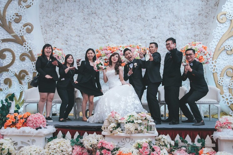 Gofotovideo Wedding at Whiz Prime Jakarta 007