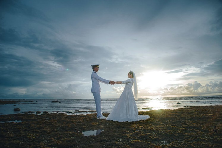 Gofotovideo Prewedding at Tanjung Lesung 007