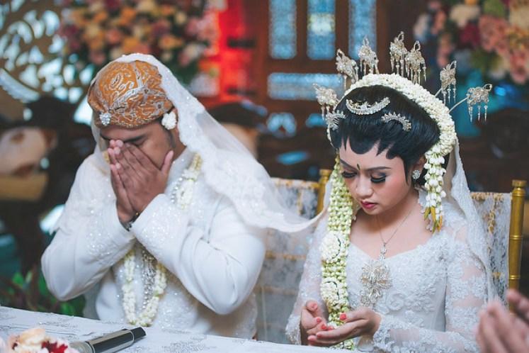 gofotovideo wedding at CIMB Niaga Bintaro akad nikah 034