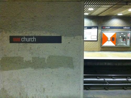 Church street station