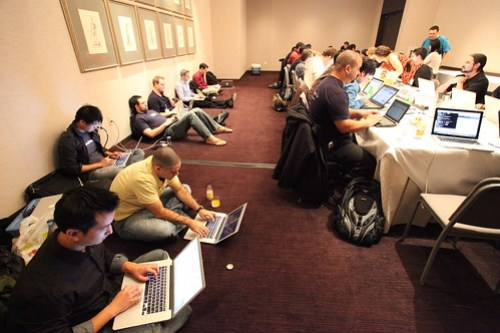 "Exclusive look into Facebook's ""war room."""