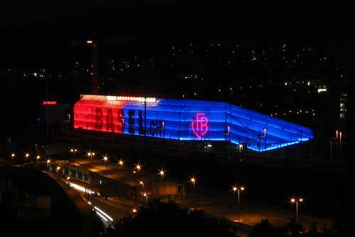 St. Jakob Park