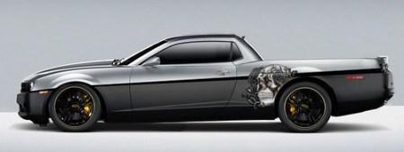 Chevy El Camaro