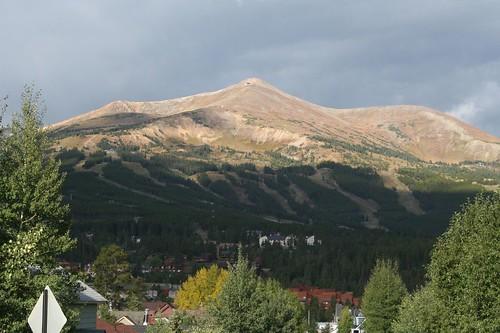 breck, pre-snow