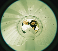 fisheye washing machine