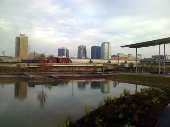 Birmingham's Railroad Skyline. acnatta/Flickr