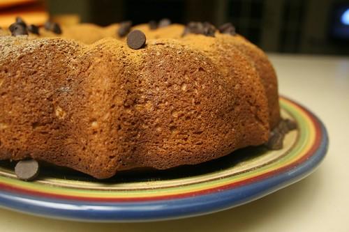 Sedona bundt cake