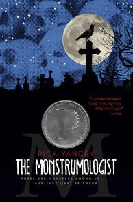 5159685667 58af933ce6 Bad Girls Don't Die Vs. The Monstrumologist Book Trailers