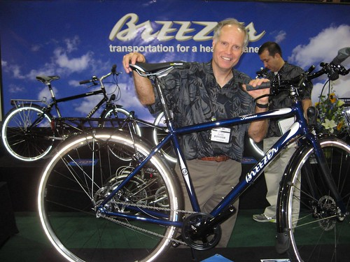 Joe Breeze and the ultimate commuter bike.