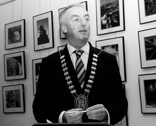 Charity photo exhibit in Mallow