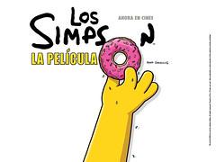 Simpson Movie Poster