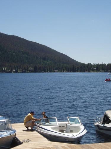 The perfect photo of Grand Lake
